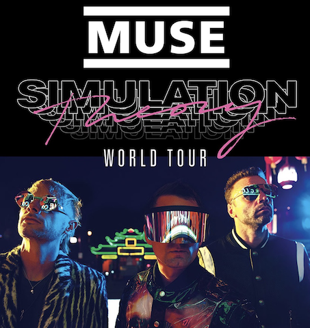 Hír: Muse koncert Budapesten 2019-ben is!