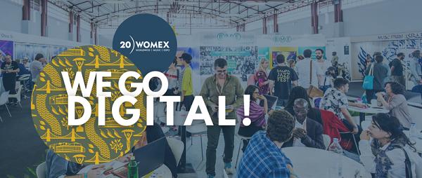 A járvány miatt digitális lesz a budapesti WOMEX